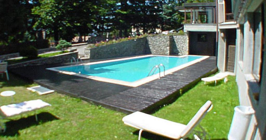 Hotel Ballestrin una location moderna dotata di tutti i comfort prima fra tutto..la piscina!! 1
