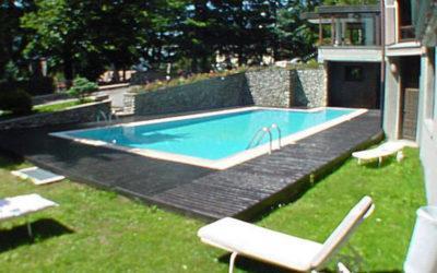 Hotel Ballestrin una location moderna dotata di tutti i comfort prima fra tutto..la piscina!!