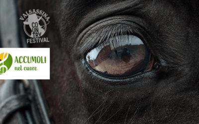 """Valsassina Country Festival per """"Accumuli nel cuore"""""""