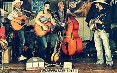 Mismountainboys Country Band !!