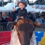 Ken Carter una vita di rodeo con cavalli e tori !! 1