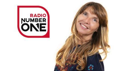 Liliana Russo la voce più bella della Radio Number One