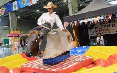 Ken Carter una vita di rodeo con cavalli e tori !!