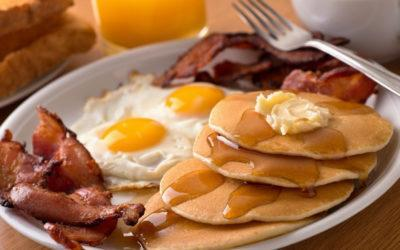 In cosa consisterà la colazione all'americana? Vieni e lo scoprirai!!